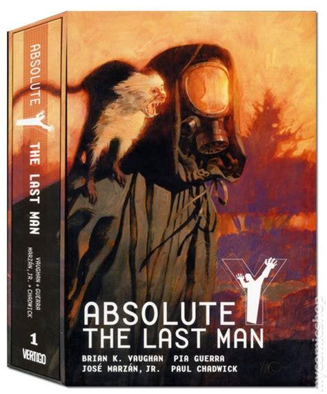 absolute y the last y the last man comic books issue 1