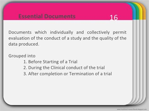 Clinical Trials Terminology Source Documents For Clinical Trials Template
