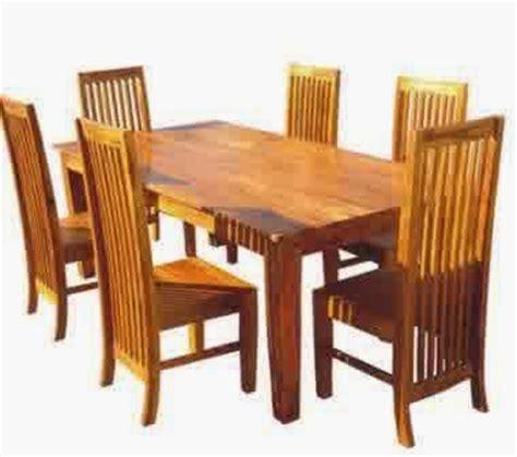 Meja Makan Marble 6 Kerusi model gambar meja makan jati harga murah saiz meja makan