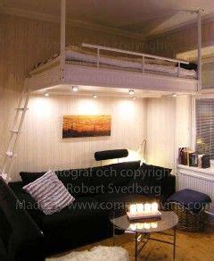 lights loft bed 17 best images about loft beds on ikea studio