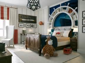 themed bedroom ideas travel themed kids room interior design ideas