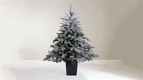 prelit battery operated potted christmas tree best artificial trees 2018 a hassle free with our of the best