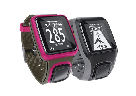 product launch tomtom gps sport trailrun magazine