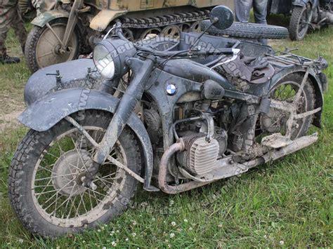 Motorrad Mit Beiwagen Wehrmacht by Bmw R 12 Fahrzeuge Der Wehrmacht De