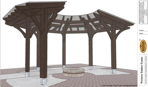 diy pit gazebo your style pavilion gazebo design western timber frame