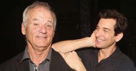 groundhog day bill murray bill murray moved to tears groundhog day broadway