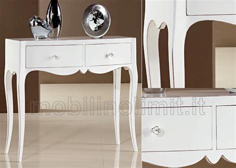 consolle moderne con cassetti consolle 2 cassetti grezzo