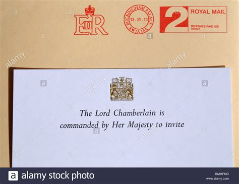 Invitation Letter Envelope Envelope And Letter Of Invitation To Garden At Stock Photo Royalty Free Image
