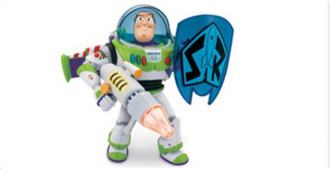 Best Seller Story Power Blaster Buzz Quantum Energy Shield collections pixar world