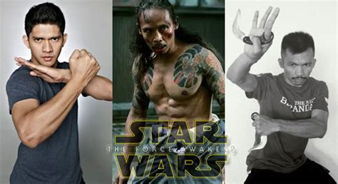 film film yang dimainkan iko uwais star wars episode vii dibintangi aktor indonesia