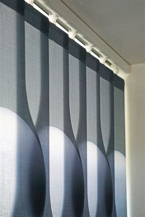 silent gliss vertical blind systems