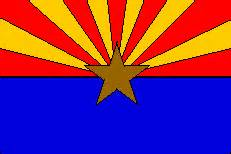 arizona state colors arizona facts map and state symbols enchantedlearning