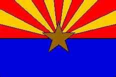 arizona state colors arizona facts map and state symbols enchantedlearning