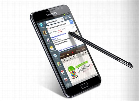 Samsung Multi Window samsung confirms multi window feature and jelly bean update for original galaxy note