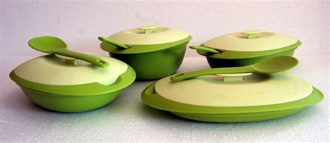 Blossom Rice Server With Ladle tupperware collections
