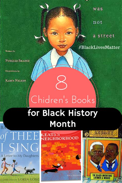 black history picture books incultureparent 8 children s books for black history month