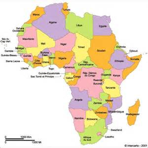 afrika le afrique g 233 ographie