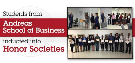 Mba Honor Society by Mba Andreas School Of Business Barry Miami