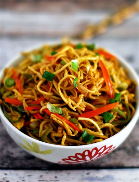 hakka cuisine recipes hakka noodles recipe by vahchef