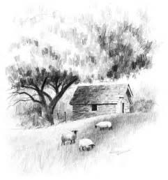 Landscape Pictures Drawing Best 25 Landscape Drawings Ideas On Landscape