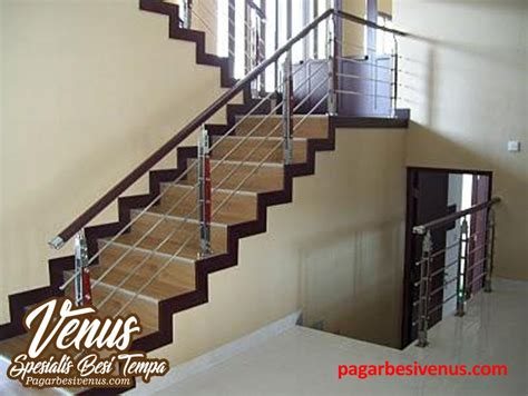 harga railing tangga minimalis