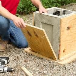 Photo kolin smith thisoldhouse com from how to make a concrete