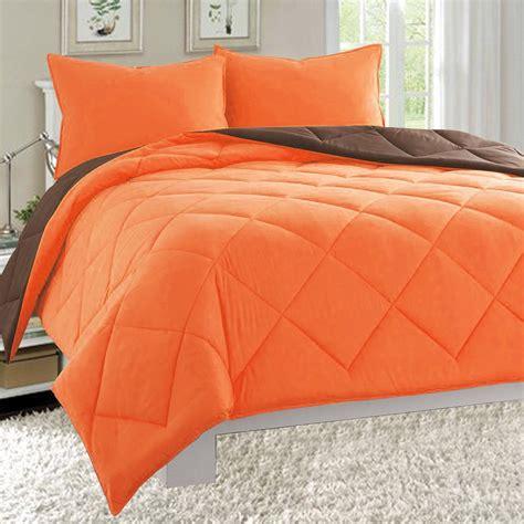 orange down comforter orange bedding sets ease bedding with style