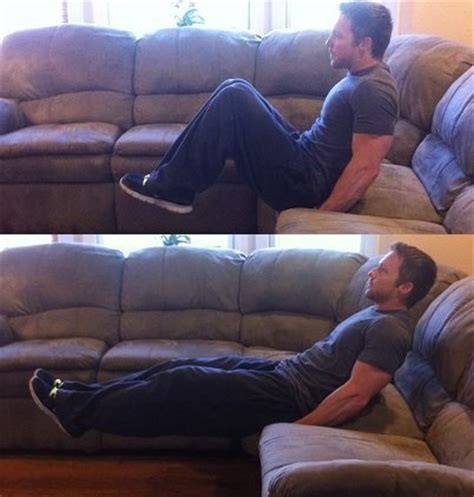 couch potato workout couch potato workout let s go diy active