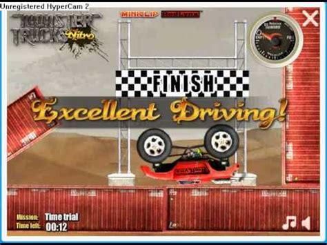 miniclip monster truck nitro 2 new levels on monster trucks nitro miniclip com youtube