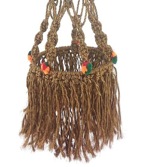 Rope Macrame - ropya textured showpieces macrame rope buy ropya textured