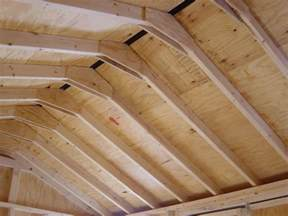 how to build a shed roof building shed roof rafters my