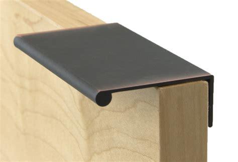 Cabinet Door Pull Berenson 1059 40vb P Verona Bronze Bravo 3 Inch Finger Cabinet Pull Pullsdirect