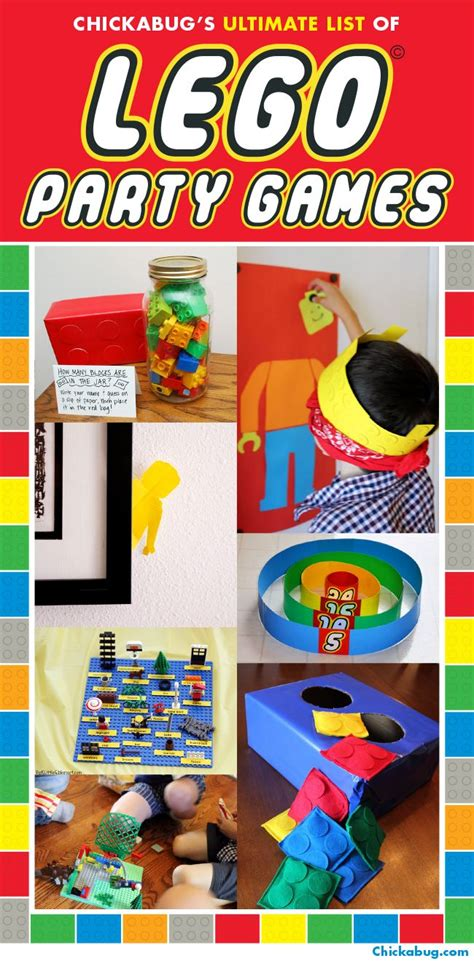 theme games list best 25 lego party games ideas on pinterest lego games