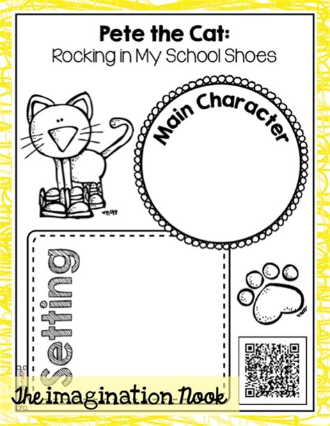 Pete The Cat Worksheets by 73 Cool Pete The Cat Freebies And Teaching Resources