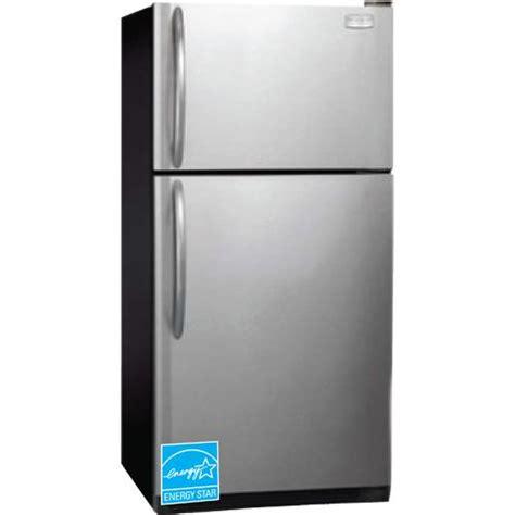 best door refrigerator maker frigidaire frt21hs8ps 21 0 cuft top freezer refrigerator