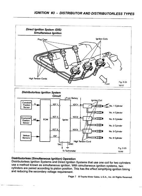 1998 toyota avalon spark wire diagram 42 wiring