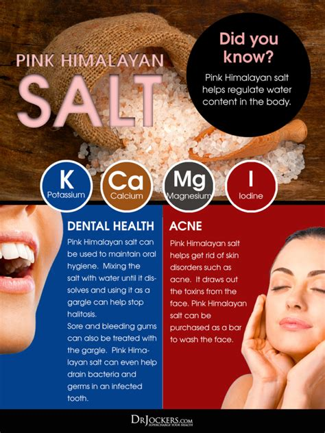what does a himalayan salt l do top 10 health benefits of pink salt
