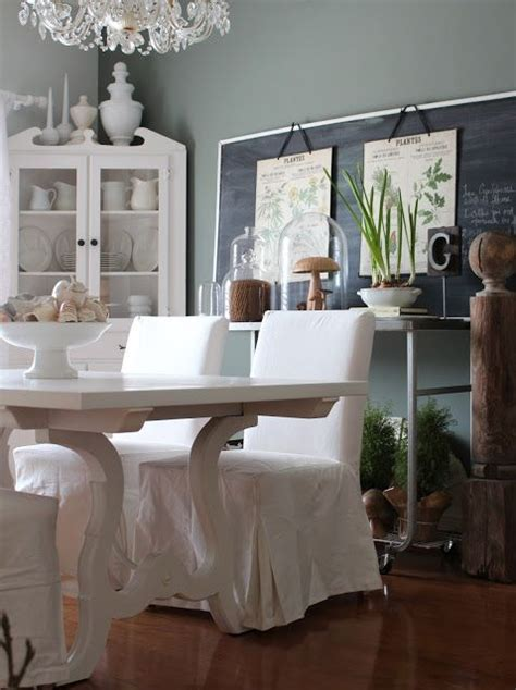 Dining Room Chalkboard Chalkboard Decor Dining Rooms And Slipcovers On Pinterest
