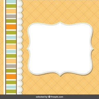 scrapbook template vectors photos and psd files free