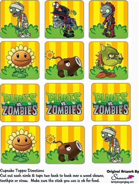 Plants Vs 13 Tshirtkaosraglananak Oceanseven 17 mejores ideas sobre plants vs zombies en fiestas de cumplea 241 os y