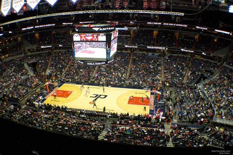 section 402 b capital one arena section 402 washington wizards