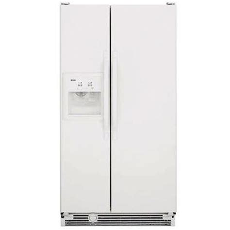 kenmore door refrigerator problems kenmore side by side refrigerator and freezer