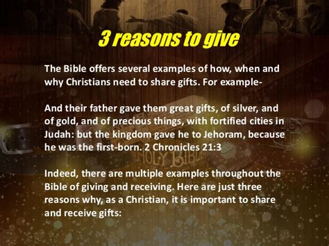 why christians share gifts bible blessings christian gifts crafted to withstand the test of ti