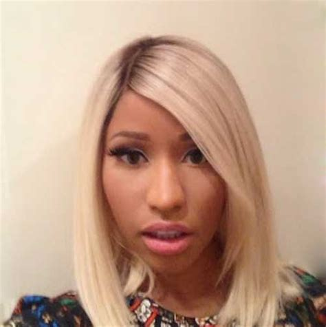 Nicki Minaj Bob Hairstyle by 20 Nicki Minaj Bob Bob Hairstyles 2017
