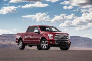 Ford F150 2017 Ford F 150 3 5 Ecoboost Test Gazing On