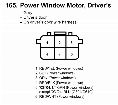5 pin power window switch wiring diagram 5 wirning diagrams