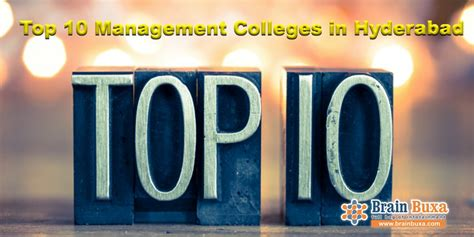 Mba Sales In Hyderabad by Best Management Mba Pgdm Bba Colleges In Hyderabad