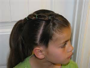 hair enough for a ponytail chain links into a ponytail 187 hairstylesbymommy com
