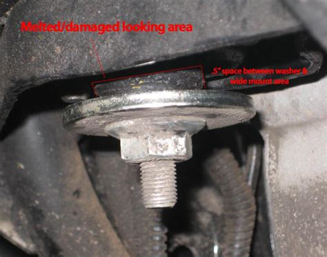 how to if motor mounts are bad is this a picture of a bad front motor mount harley