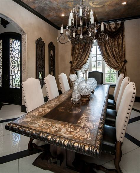 tuscan draperies 199 best images about dining room on pinterest